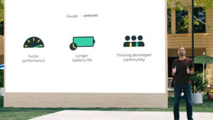 Samsung Google Wear OS