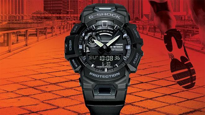 Casio G-Shock GBA900 akıllı saat