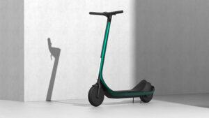 Scotsman elektrikli scooter