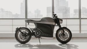 Tarform Luna elektrikli motosiklet