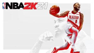 NBA 2K21 ile çok ses getire Epic Games Store,