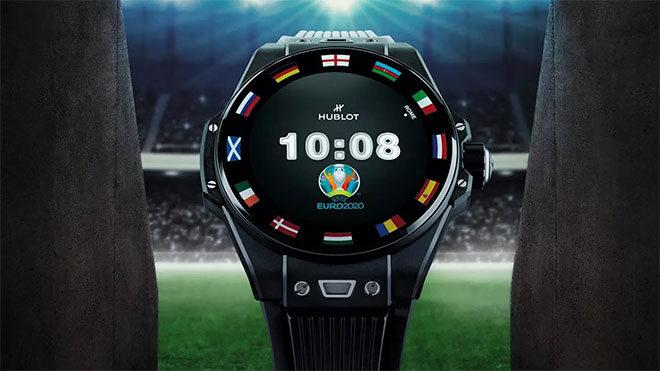 Hublot Big Bang e UEFA Euro 2020