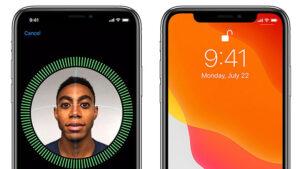 iPhone 13 Face ID Apple