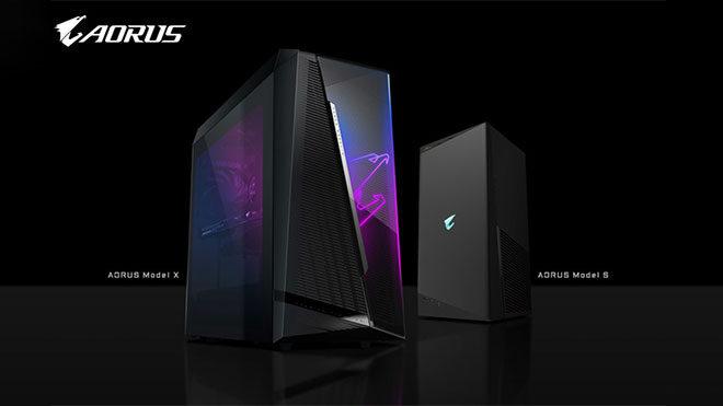 Gigabyte, hazırladığı ilk Aorus PC modellerini tanıttı; işte detaylar