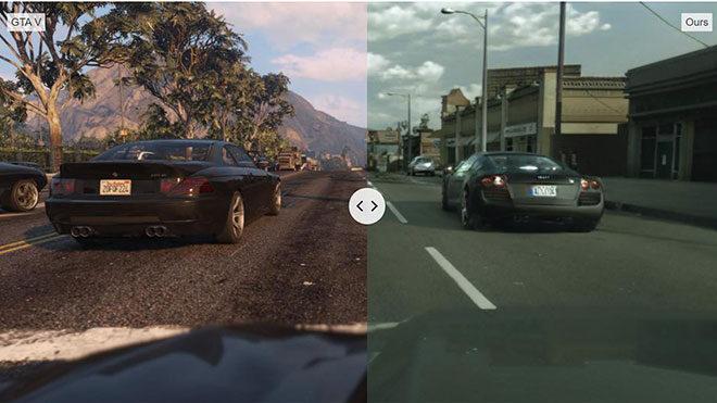 Intel Labs GTA V GTA 5
