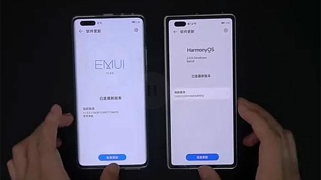 Harmony OS 2.0 ile EMUI 11