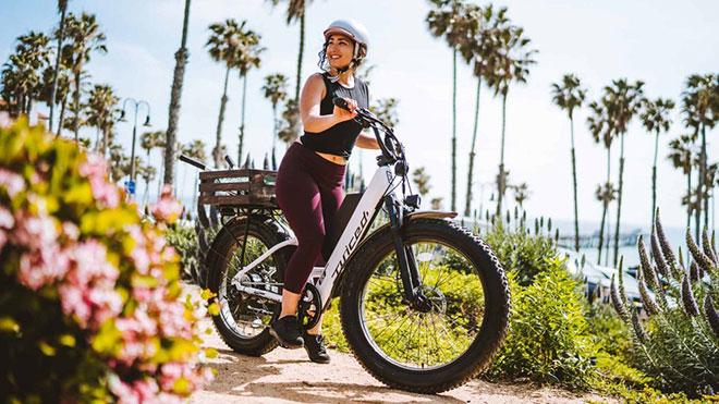 RipCurrent S Step-Thru elektrikli bisiklet
