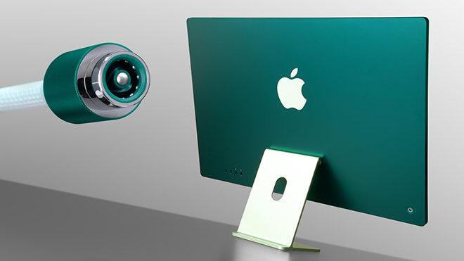 24 inç M1 Apple iMac