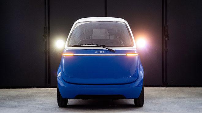Microlino elektrikli otomobil