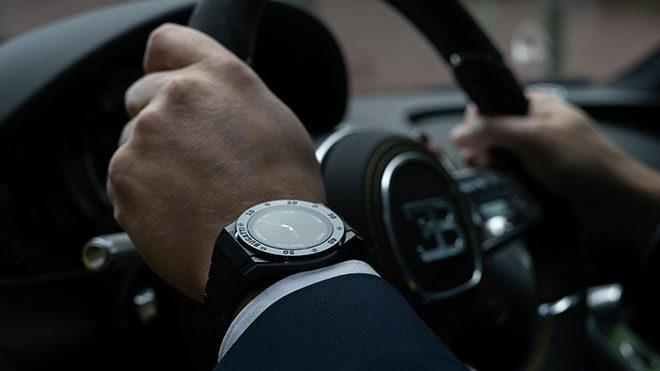 Bugatti imzalı akıllı saatler