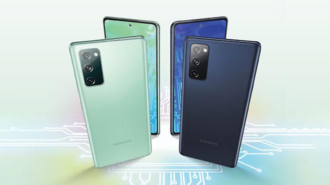 Samsung Galaxy S20 FE LTE tanıtıldı