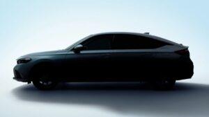 2021 Honda Civic Hatcback
