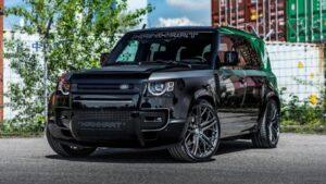 2021 Land Rover Defender Manhart