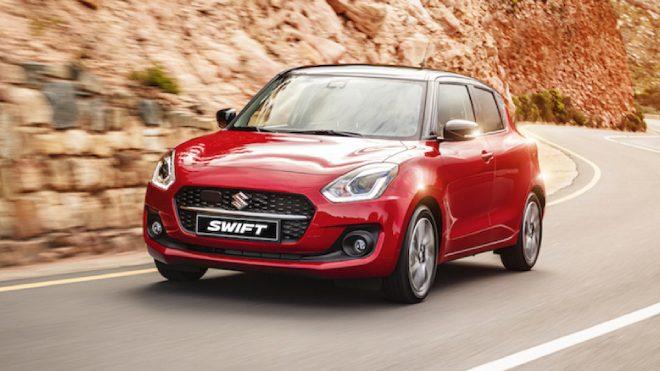 2021 Suzuki Swift Hybrid