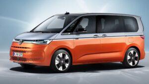 2021 Volkswagen Transporter Multivan