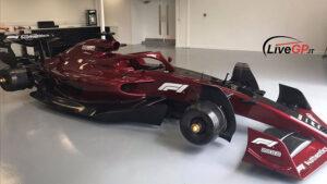 2022 Formula 1 araçları