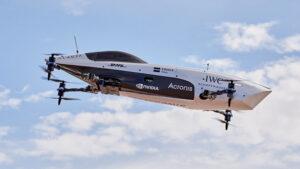 İlk test yapıldı; Airspeeder, uçan yarış araçları ile çıkışa hazır [Video]