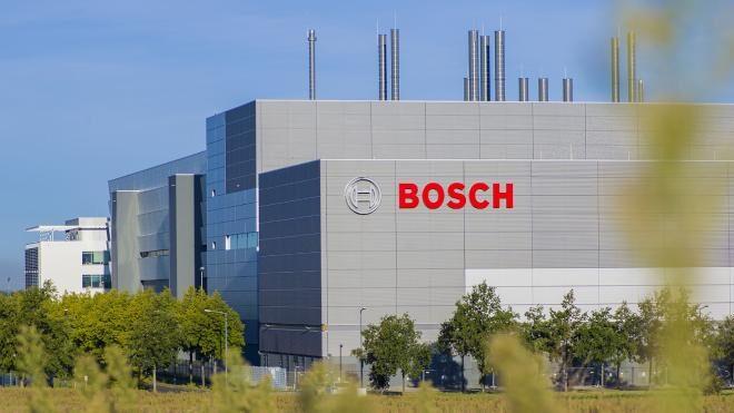 Bosch Dresden çip fabrikası