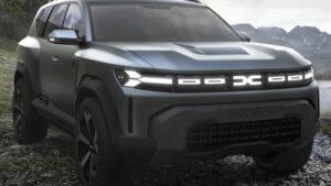 Dacia yeni logo