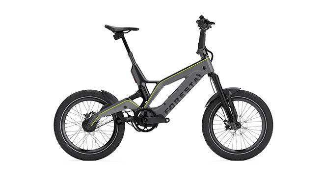 Forestal'dan fiyatı nefes kesen katlanabilir elektrikli bisiklet