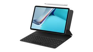 Harmony OS 2 işletim sistemli Huawei MatePad 11