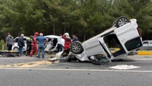 ağır hasar kayıtlı araç