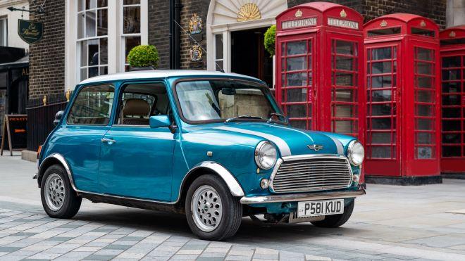 Mini Cooper Classic Electric