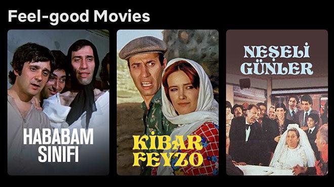 Netflix yeşilçam