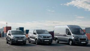 Peugeot ticari araç