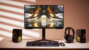 Samsung, Odyssey oyuncu monitörü