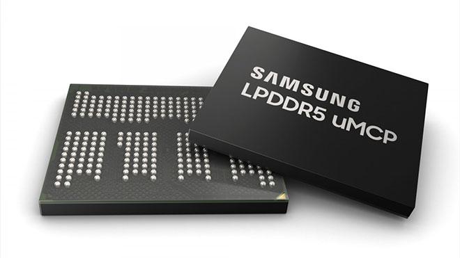 Samsung uMCP