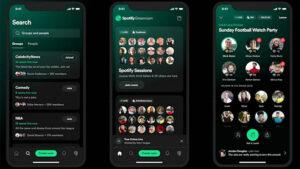 Spotify imzalı Clubhouse rakibi Greenroom için çıkış başlıyor