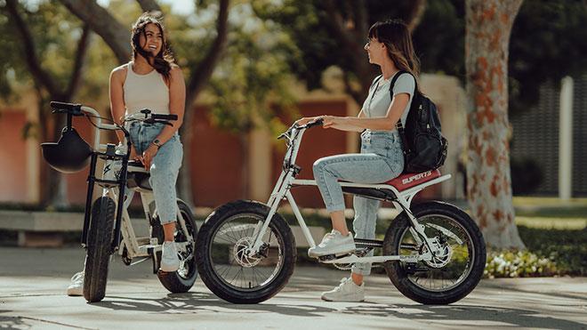 Super73 dokunuşunu taşıyan en yeni elektrikli bisiklet: Super73-ZX