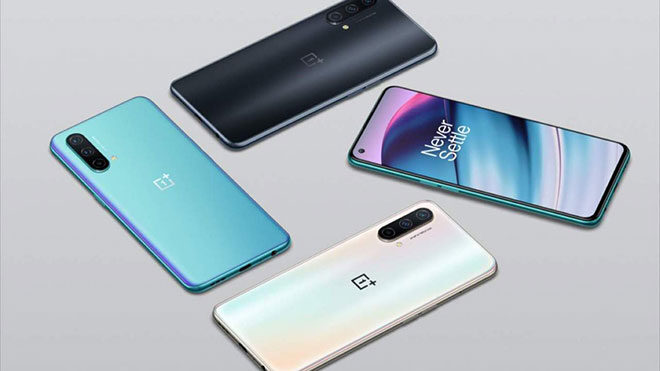OnePlus Nord CE 5G OPPO