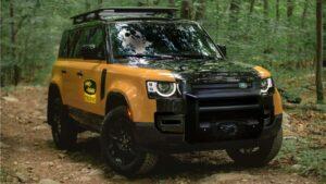 2021 Land Rover Defender Trophy Edition