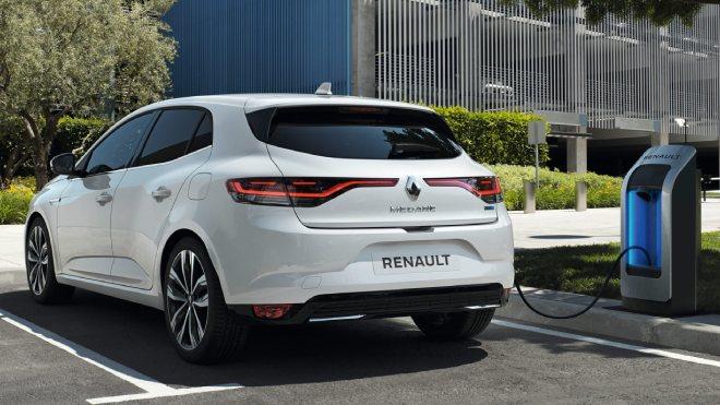 2021 Renault Megane Hatchback