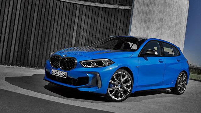 2021 BMW 1 Serisi