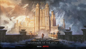 The Witcher: Nightmare of the Wolf Netflix