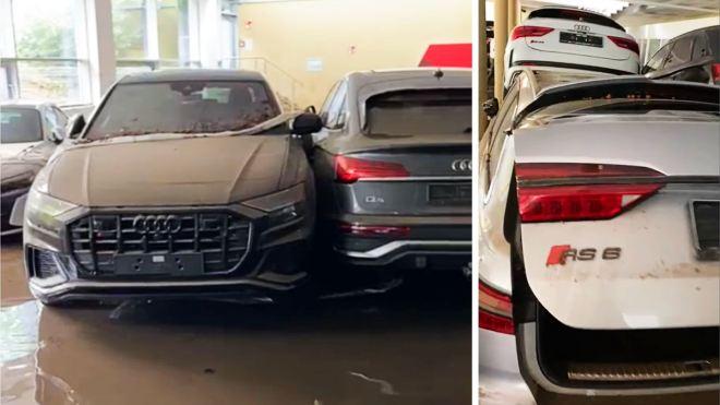 Audi sel