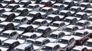 Avrupa'da otomobil satışları