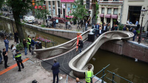 üç boyutlu bası köprü
