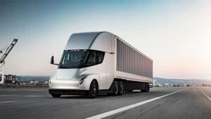 Tesla Semi elektrikli kamyon