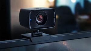 Elgato imzalı ilk web kamerası Facecam