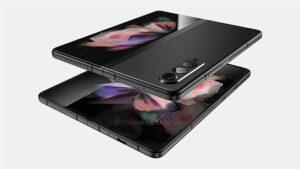 Samsung Galaxy Z Fold3 ve Galaxy Z Flip3