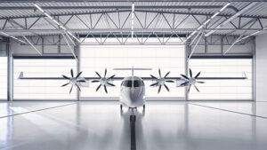 elektrikli uçak Heart Aerospace ES-19