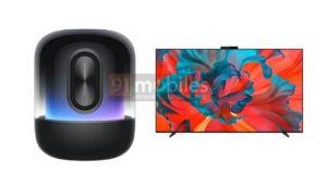 Huawei P50'ler ile Smart TV V75 ve Sound X 2021 de geliyor