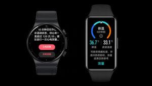 Huawei Watch GT 2 Pro ECG ve Huawei Band 6 Pro