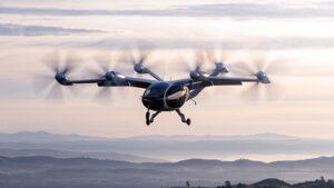 Joby Aviation, uçan taksi modeliyle uçuş rekoru kırdı