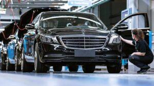 Mercedes çip krizi