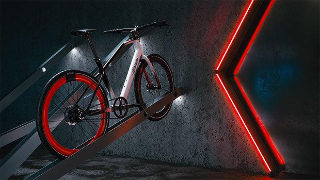 MV Agustaimzalı elektrikli bisiklet